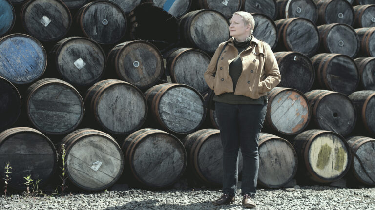 Emma Walker: Guiding a Whisky Giant