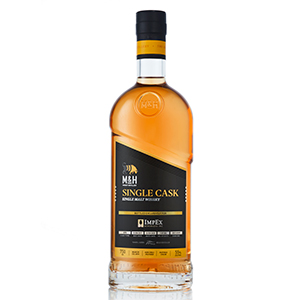 m&h distillery STR impex single cask