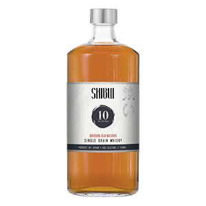 shibui 10 year old bourbon cask single grain whisky