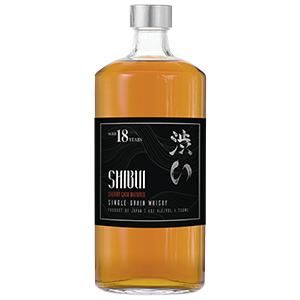 shibui 18 year old single grain whisky