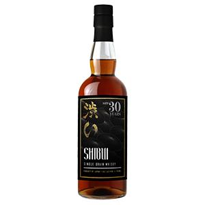 shibui 30 year old single grain whisky
