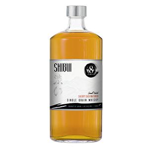 shibui 8 year old single grain whisky