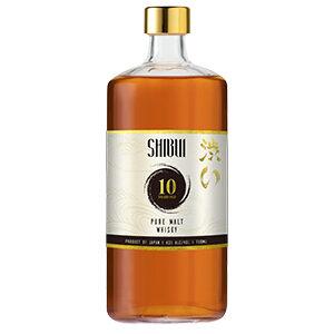 shibui niigata 10 year old pure malt whisky