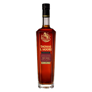 thomas s moore port cask finished bourbon