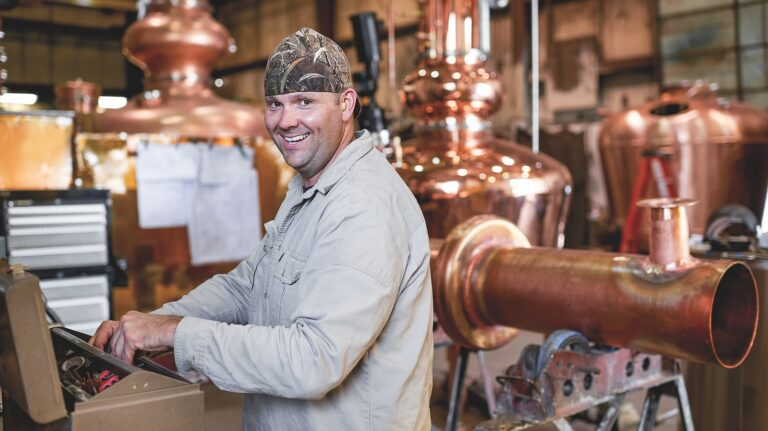 These Specialists Give Craft Distillers a Helping Hand