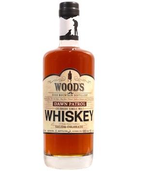 Wood's Dawn Patrol Colorado (Batch 1) bottle.
