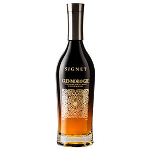 opaque bottle of scotch whisky