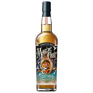 compass box magic cask scotch