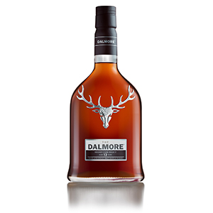 Dalmore 12 year old Sherry Cask bottle.