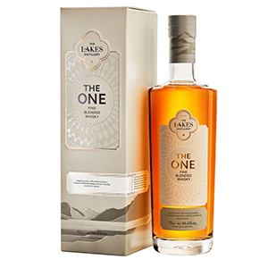 The Lakes The One Signature Blend bottle.