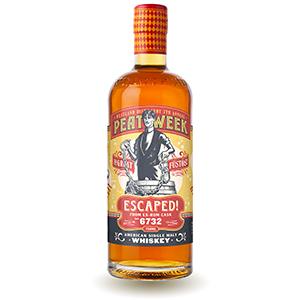 westland peat week cask 6732 bottle