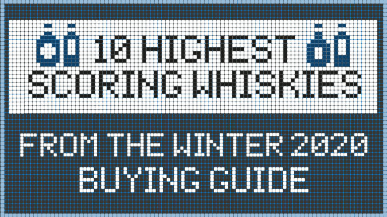 10 Highest-Scoring Whiskies in the Winter 2020 Buying Guide