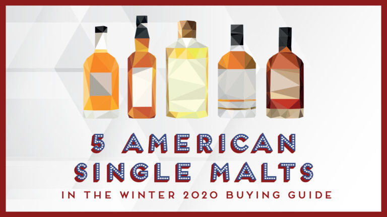 5 Spectacular American Single Malts to Try Now [LIST]