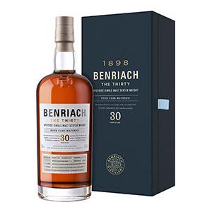 benriach the thirty scotch