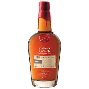 maker's mark wood finishing series spring 2021 limited edition FAE:01 bourbon