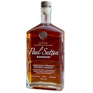paul sutton bottled in bond bourbon
