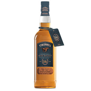 Tyrconnell 16 year old Oloroso and Moscatel cask bottle.