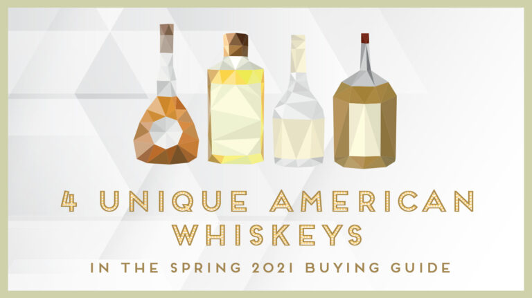 4 Utterly Unique American Whiskeys to Try Now [LIST]