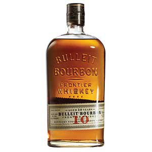 bulleit 10 year old bourbon