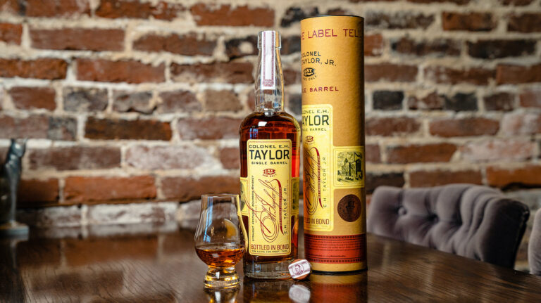 Rare E.H. Taylor Bourbon, Irish Whiskey in a Can & More [New Releases]