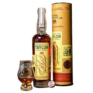 col eh taylor jr chris stapleton single barrel