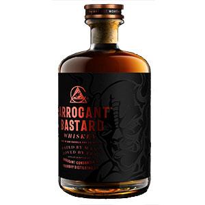 foundry distilling arrogant bastard whiskey