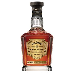 jack daniel's single barrel barrel proof