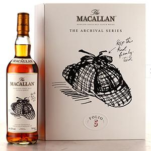 macallan archival series folio 5
