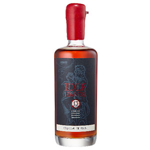 proof and wood idle hands 5 year small batch bourbon