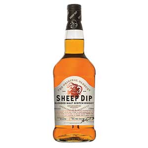 sheep dip blended malt scotch