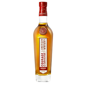 virginia distillery co. courage and conviction sherry cask american single malt