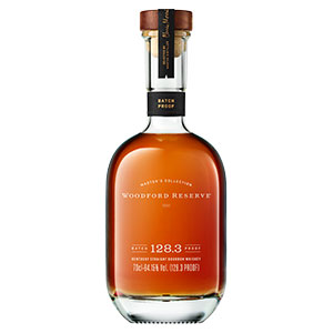 woodford reserve master's collection batch proof 2021