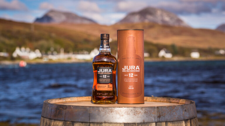 Jura 12 year old, Garrison Bros. Laguna Madre & More [New Releases]