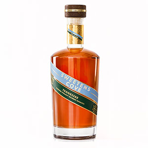 Sweetens Cove Tennessee Bourbon (2021 Release)