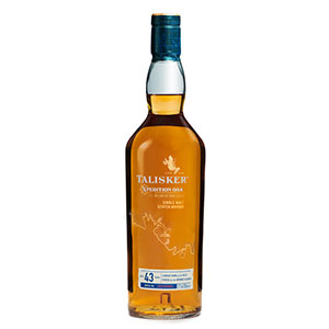 Talisker 43 Year Old Xpedition Oak: The Atlantic Challenge