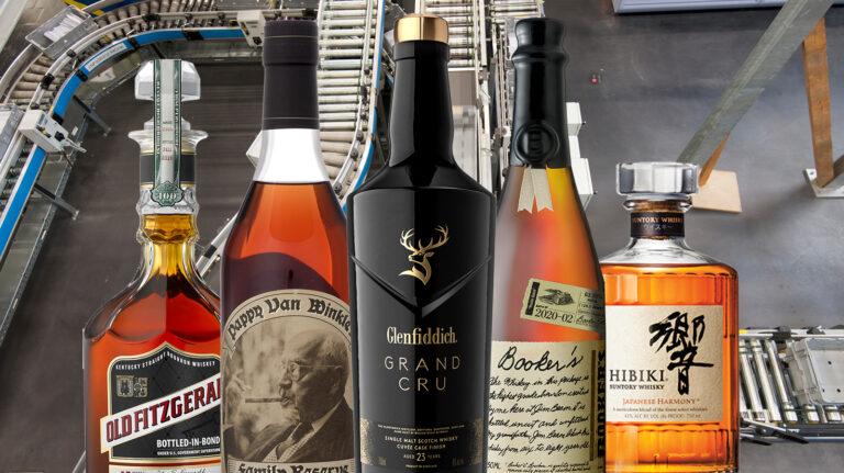 Whisky Advocate's Top-Scoring Drams from Large-Scale Distilleries