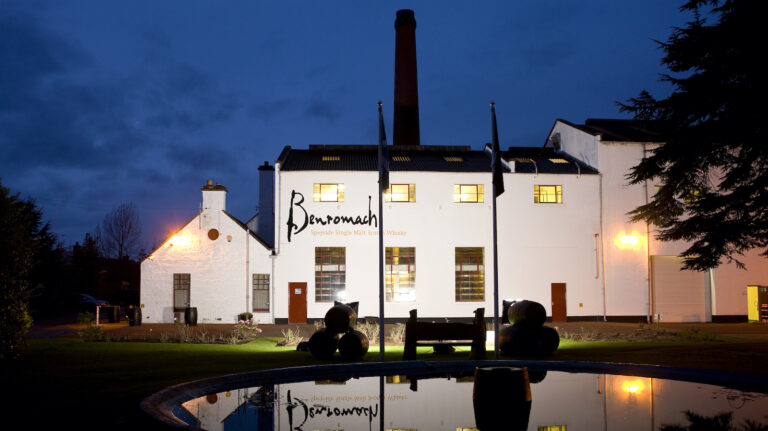 Benromach: A Time Capsule of Hand-Crafted Scotch