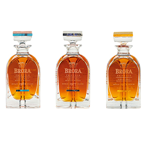 brora triptych scotch