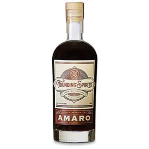 founding spirits arroyo's never bitter amaro