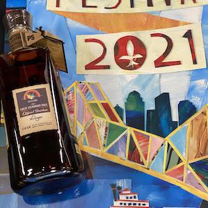 Four Roses Great Steamboat Race Commemorative Single Barrel Bourbon