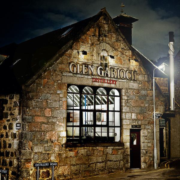 glen garioch distillery stillhouse