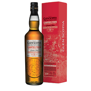 glen scotia 10 year old bordeaux cask finish campbeltown malts festival 2021 scotch