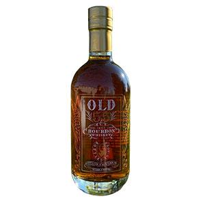 Old 55 Sweet Corn Bottled in Bond Bourbon
