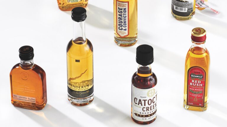 Why Your Next Whisky Purchase Should Be A Mini Bottle