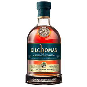 Kilchoman PX Sherry Matured