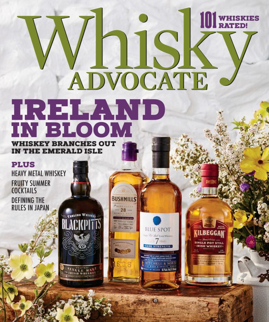 Summer 2021: Irish Whiskey Blossoms