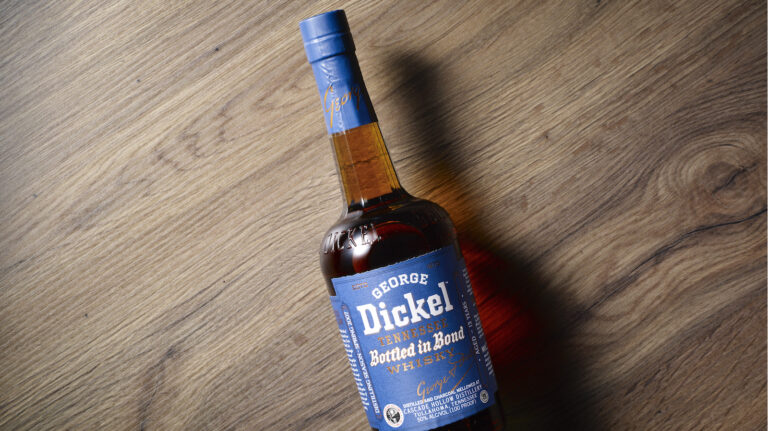 George Dickel Bottled In Bond Returns With Its Biggest Batch Yet