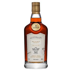 Gordon & MacPhail Mr. George Legacy Series 1953 (Distilled at Glen Grant Distillery, Cask No. 4209)