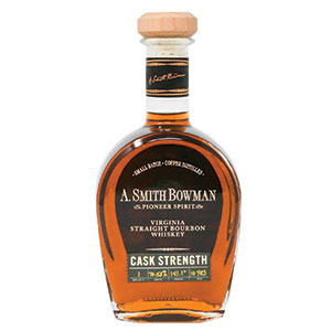 A. Smith Bowman Cask Strength Bourbon