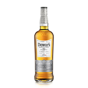 Dewar's 19 year old The Champions Edition